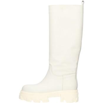 Topánky Ženy Čižmy do mesta Made In Italia CAPITAL01 White