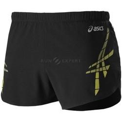 Oblečenie Ženy Šortky a bermudy Asics Startowe Speed Short Čierna