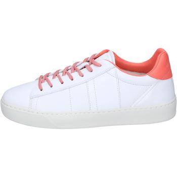 Topánky Ženy Nízke tenisky Woolrich Sneakers Pelle Bianco