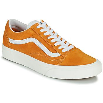 Topánky Ženy Nízke tenisky Vans UA OLD SKOOL Oranžová