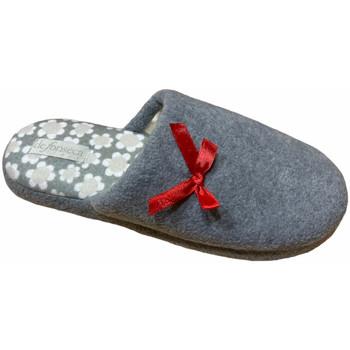 Topánky Ženy Šľapky De Fonseca DEFONROMAgrigiofiore grigio