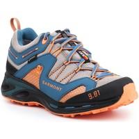Topánky Muži Turistická obuv Garmont 9.81 Trail Pro III GTX 481221-211 blue, orange, grey