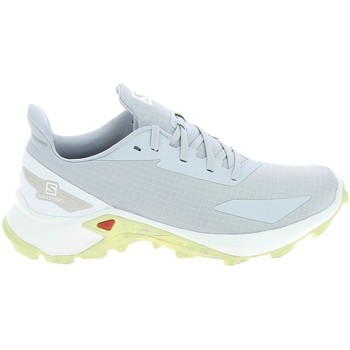 Topánky Ženy Turistická obuv Salomon Alphacross Blast Blanc Biela