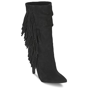 Topánky Ženy Čižmičky Aldo CIREVEN Čierna
