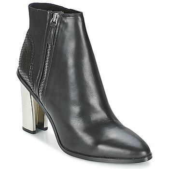 Topánky Ženy Čižmičky Aldo SARESEN Čierna