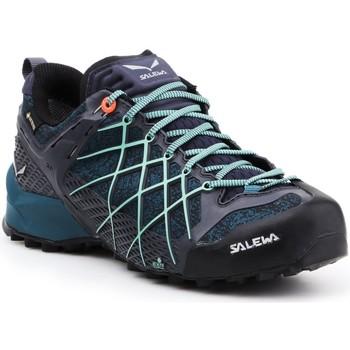 Topánky Ženy Turistická obuv Salewa Buty trekkingowe  Wildfire GTX 63488-3838 navy , blue, black