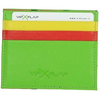 Tašky Muži Aktovky Vip Flap VIPMUL.V/R/G Green/Yellow