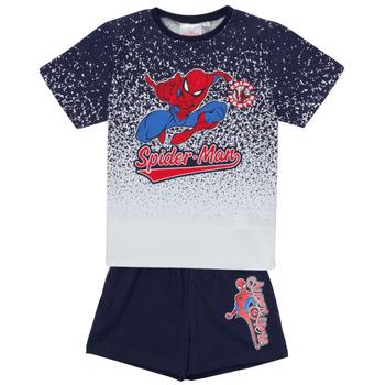 Oblečenie Chlapci Komplety a súpravy TEAM HEROES  SPIDERMAN SET Viacfarebná