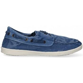 Topánky Muži Nízke tenisky Natural World 55324 Modrá