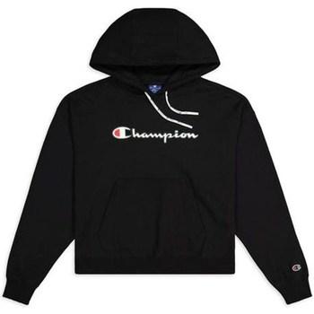 Oblečenie Ženy Mikiny Champion Hooded Sweatshirt Nbk Čierna