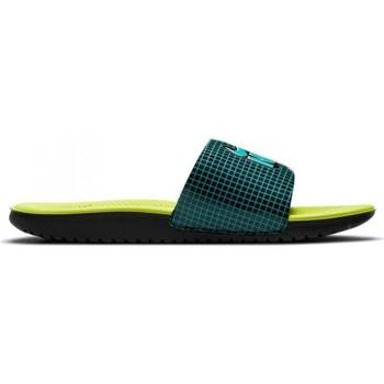 Topánky Deti športové šľapky Nike PALAS UNISEX NIÑO  KAWA SLIDE SE1 CW1657 Modrá