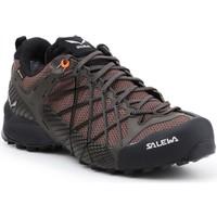 Topánky Muži Turistická obuv Salewa MS Wildfire GTX 63487-7623 brown, black