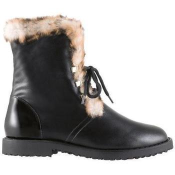 Topánky Ženy Snehule  Högl Cuddly Schwarz Boots Black