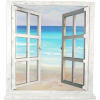 Domov Obrazy, plátna Signes Grimalt Truhlík Sea Multicolor