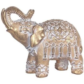 Domov Sochy Signes Grimalt Elefante Dorado Small Dorado