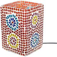 Domov Stolové lampy Signes Grimalt Obdĺžnikový Mosaic Lamp Multicolor