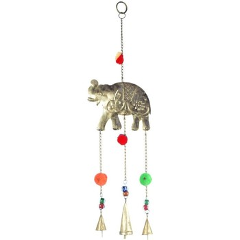 Domov Dekorácie na oslavy, párty výzdoba Signes Grimalt Pomponový Slonový Prívesok Multicolor