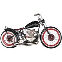 Domov Sochy Signes Grimalt Stena Motocykla Multicolor
