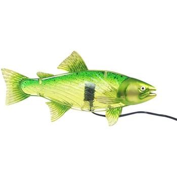 Domov Stolové lampy Signes Grimalt Stolná Lampa Fish Verde