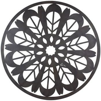 Domov Obrazy, plátna Signes Grimalt Stena Ornament Mandala Negro