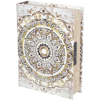 Domov Truhlice Signes Grimalt Safety Box Book Marrón