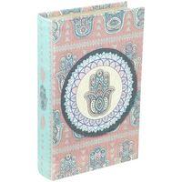 Domov Truhlice Signes Grimalt Fatima Hand Book Box Multicolor