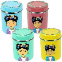 Domov Košíky, škatule Signes Grimalt Tea Box 4. Septembra Units Multicolor