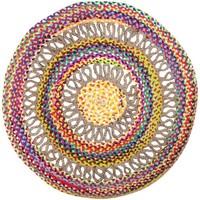 Domov Koberce Signes Grimalt Guľatý Koberec Multicolor