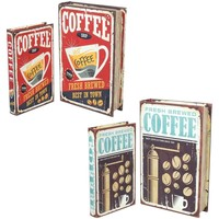 Domov Truhlice Signes Grimalt Krabica Na Knihy Set 4U Multicolor