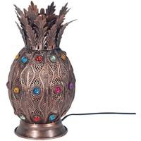 Domov Stolové lampy Signes Grimalt Stolná Lampa Marrón