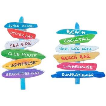 Domov Obrazy, plátna Signes Grimalt Odlišný Magnetický 2 Multicolor