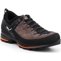 Topánky Muži Turistická obuv Salewa MS MTN Trainer 2 61371-7512 brown, black