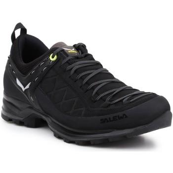 Topánky Muži Turistická obuv Salewa MS MTN Trainer 2 61371-0971 black