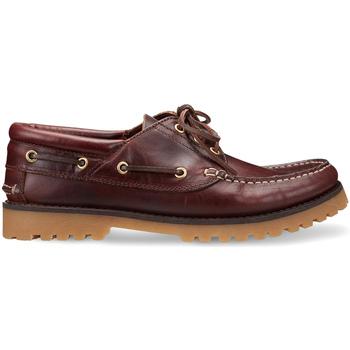 Topánky Muži Námornícke mokasíny Docksteps DSM237100 Červená