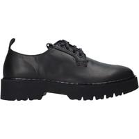 Topánky Muži Derbie OXS OXM101400 čierna
