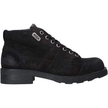 Topánky Muži Polokozačky OXS OXS101162 Šedá