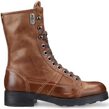 Topánky Ženy Čižmičky OXS OXS101167 Hnedá