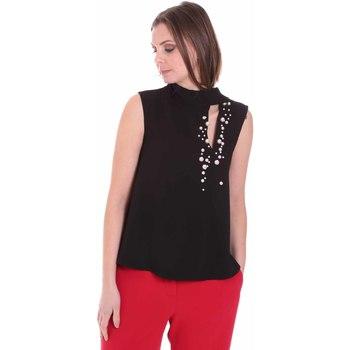 Oblečenie Ženy Blúzky Nenette 26BB-FERLY čierna