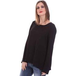 Oblečenie Ženy Blúzky Fracomina F120W19008W00401 čierna