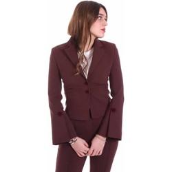 Oblečenie Ženy Saká a blejzre Nenette 26BB-BAVENO Červená
