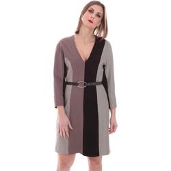Oblečenie Ženy Krátke šaty Nenette 26BB-ARAS Šedá