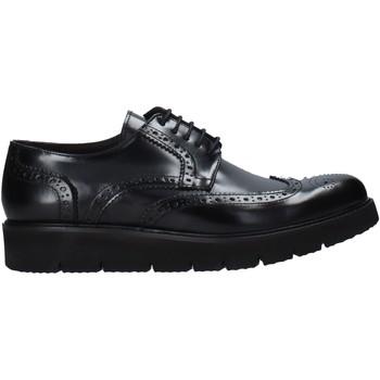 Topánky Muži Derbie Fantasia 1513 čierna