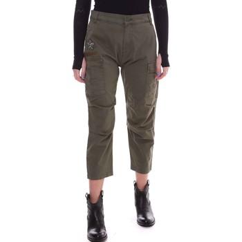 Oblečenie Ženy Nohavice Fornarina BE171L90G29231 Zelená