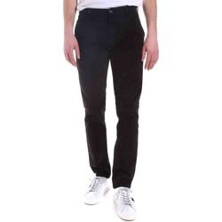 Oblečenie Muži Nohavice Gaudi 021GU25006 čierna