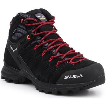Topánky Ženy Turistická obuv Salewa WS Alp Mate Mid WP 61385-0998 black