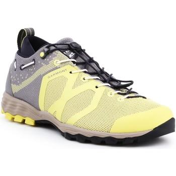 Topánky Ženy Turistická obuv Garmont Agamura Knit WMS 481036-605 yellow, grey