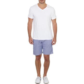 Oblečenie Muži Šortky a bermudy Franklin & Marshall GAWLER Modrá