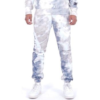 Oblečenie Muži Tepláky a vrchné oblečenie Sixth June Jogging  Tie Dye beige
