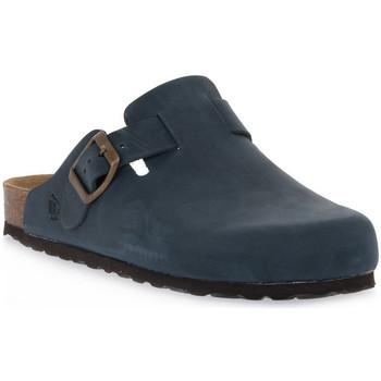 Topánky Nazuvky Bioline 1900 BLU INGRASSATO Blu