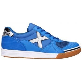 Topánky Muži Nízke tenisky Munich G-3 INDOOR 3111136 Modrá